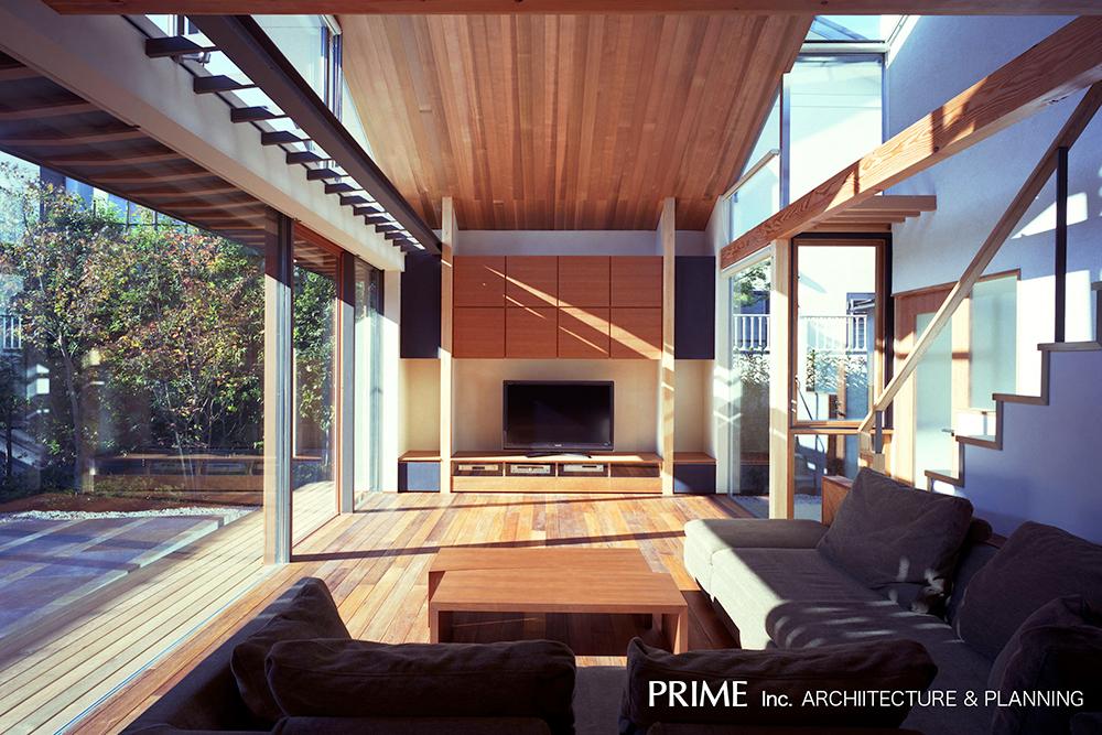 西島正樹/プライム一級建築士事務所(東京都新宿区の建築家・設計事務所)